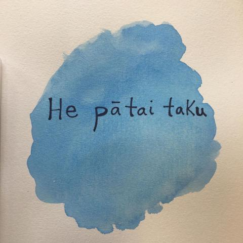 "Celebrating Māori language week, today with the phrase ""He pātai taku,"" which means ""I have a question"". How important it is to"